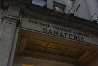 El gobierno uruguayo interviene al Hospital Italiano