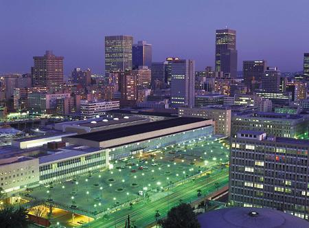 Un turista estadounidense baleado a su llegada a Johannesburgo
