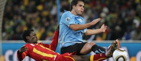 Si Uruguay le gana a Holanda, Suárez estará en la final, pero Lodeiro no podrá jugar más al sufrir fractura