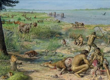 Hallan en Inglaterra el más antiguo asentamiento humano de Europa: 780 mil años