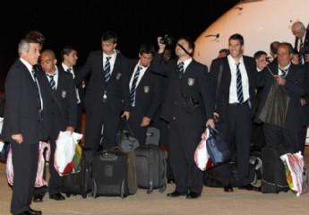 Los uruguayos deberán esperar un día más para arropar a su heroica selección