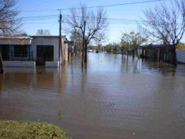 Imágenes satelitales permiten pronosticar inundaciones y desastres naturales