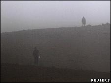 Perú se muere de frío