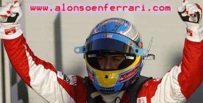 Alonso gana Gran Premio de Alemania de F1