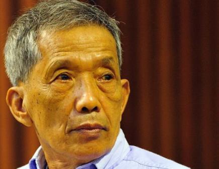 30 años de cárcel para genocida de Camboya