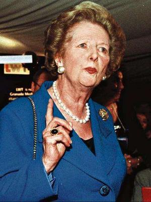 Un película presentará a Margaret Thatcher como una anciana demente