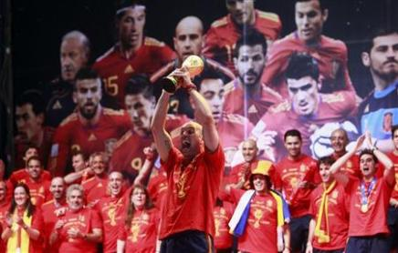 El duro momento de la Liga española tras el éxito en el Mundial