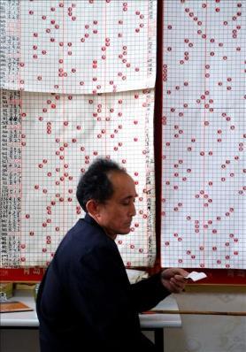 Un premio de lotería de 1,15 millones de euros se queda sin cobrar en China