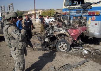 Una cadena de atentados en Irak causa 50 muertos y decenas de heridos
