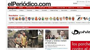 España le da la espalda a un Rey que goza matando animales