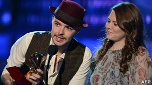 México en lo má alto del podio de los Grammy latinos