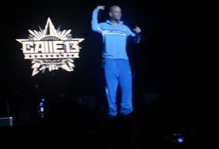 Calle 13 se vistió de celeste y rompió la noche de Montevideo