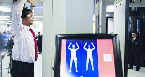 EEUU retira los scanners de sus aeropuertos