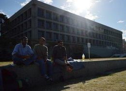 """Ex presos de Guantánamo refugiados en Uruguay firman """"acuerdo de paz"""""""