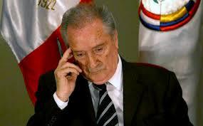 Eugenio Figueredo morirá en la cárcel