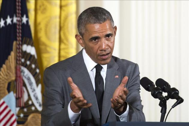 """Obama advierte de que para EEUU será """"difícil"""" defender a Israel en la ONU"""