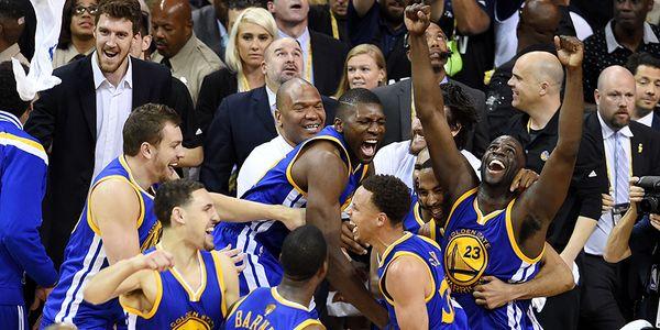 Golden State Warriors campeón de la NBA tras 40 años