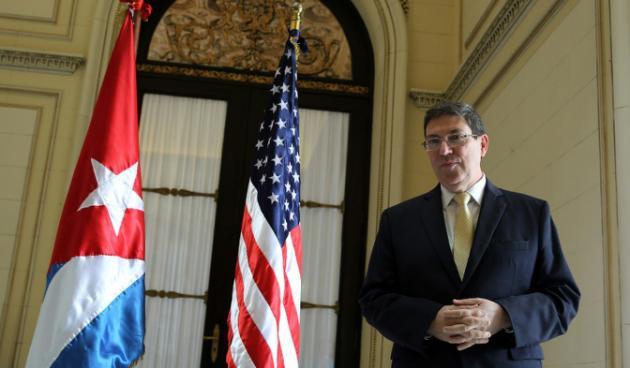 Estados Unidos y Cuba llegaron a acuerdo sobre reapertura de embajadas