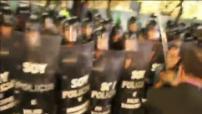 Protestas en Ecuador a dos días de visita del Papa