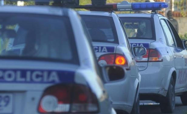 La policía bajó a tiros a dos ladrones en infernal tiroteo en la Unión