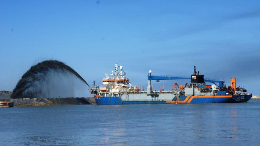 Adjudicaron obras para recuperar el canal Martín García