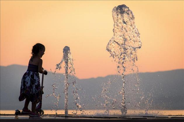 La mortalidad subió en Francia un 7 % en la primera semana de julio por el calor