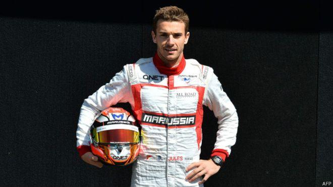 Tras más de nueve meses en coma muere el piloto de Fórmula Uno Jules Bianchi