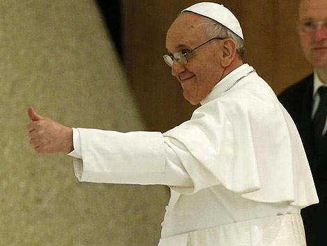 El papa Francisco es socio honorario de Nacional