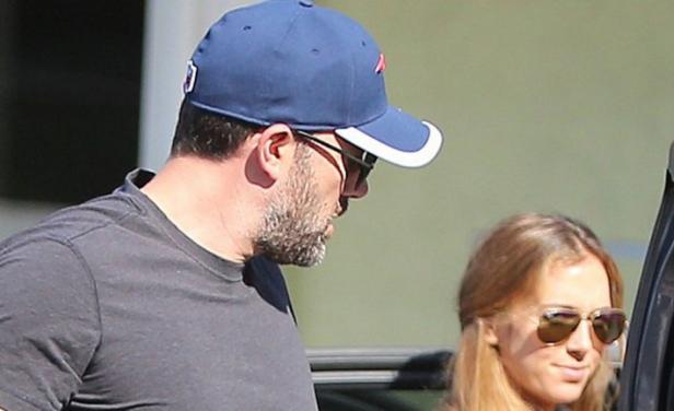 Ben Affleck tiene un romance con la niñera de sus hijos