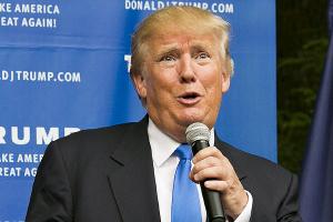 """Donald Trump asegura que sería el Presidente """"más inteligente"""" en EE.UU."""
