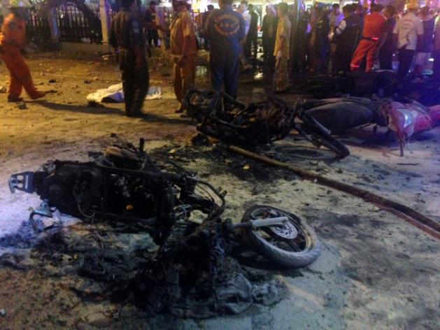 Horror en Bangkok: 19 muertos y 120 heridos por ataque con bomba
