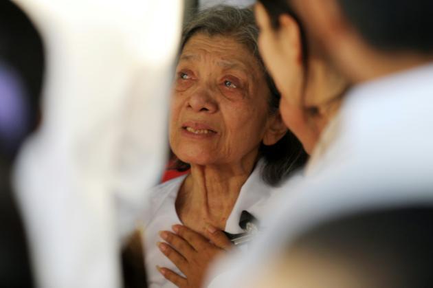Muere Ieng Thirith, la 'primera dama' del régimen de los Jemeres Rojos o la mujer del genocidio en Camboya