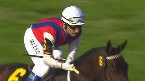 Pablo Falero es el sexto jockey más ganador de la historia del turf mundial