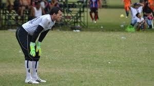 El arquero Alexis Viera sufrió daños en médula y pulmón; su esposa dice que está jugando la final más importante de su vida
