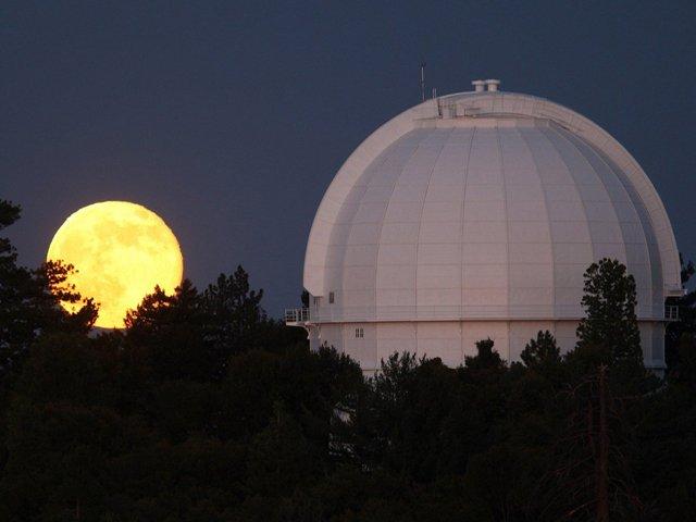 """La """"superluna"""" despide agosto y se puede ver esta noche y madrugada"""