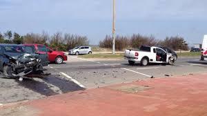De Pena sufrió un accidente de tránsito en la rambla de Montevideo;  Se cayó su pase al exterior.