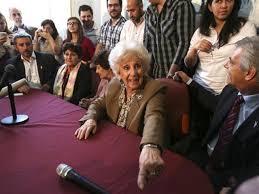 Las Abuelas de Plaza de Mayo anunciaron el hallazgo de la nieta 117