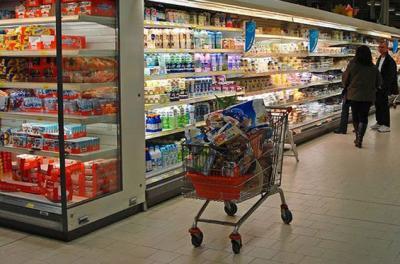"""En el plan contra la inflación el 70% de productos """"congelados"""" subió de precio por supermercadistas uruguayos indecentes"""