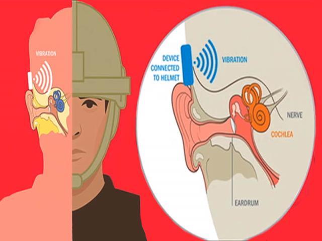 Tecnología militar utiliza los huesos para transmitir mensajes de radio