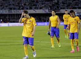 El Celta de Vigo humilló al poderoso Barcelona