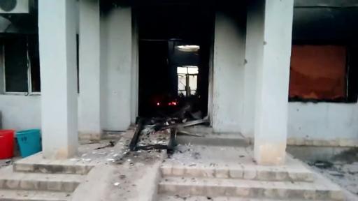 Médicos Sin Fronteras se retira de ciudad afgana tras ser bombardeo su hospital por EEUU