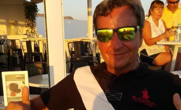 """Mediático Julio Ríos declarado persona """"no grata"""" por Danubio por """"desinformar"""" y """"difamar"""""""