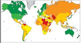 Uruguay entre los países mejor evaluados de América Latina, según reporte del Banco Mundial