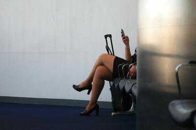 La azafata que prestaba servicios sexuales en vuelo llegó a reunir un millón de dólares