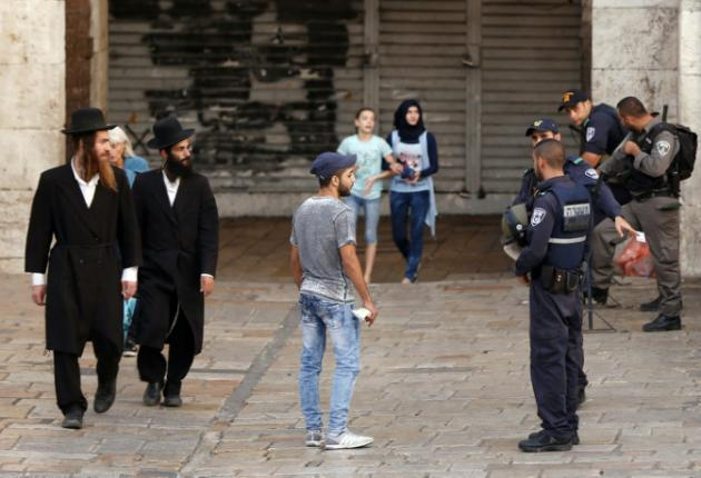 La policía de Israel podrá cerrar barrios árabes de Jerusalén
