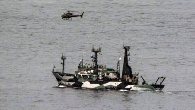 Condenan al capitán chileno del pesquero más buscado del mundo