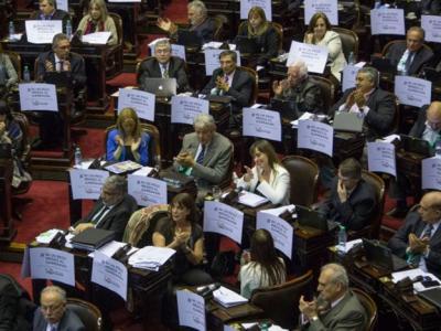 Diputados aprobó la ley de Presupuesto y ahora pasa al Senado