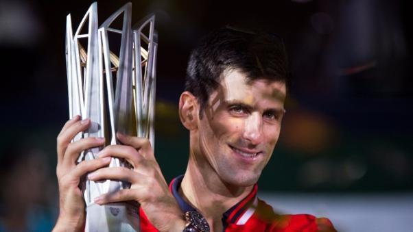 Novak Djokovic ganó por tercera vez el Másters 1000 de Shanghái