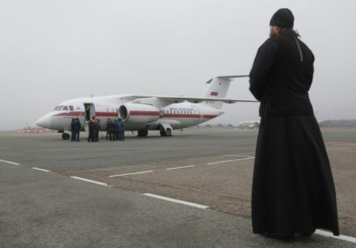 Las cajas negras del avión ruso sustentan la hipótesis de un atentado