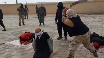 Un joven libanés 'atrae' a su padre a Siria para que lo decapite el Estado Islámico